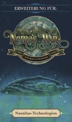 NEMO'S WAR ERWEITERUNG - NAUTILUS-TECHNOLOGIEN