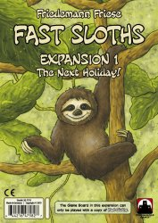 FAST SLOTHS EXP. 1: THE NEXT HOLIDAY!