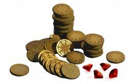 PAX RENAISSANCE METAL COINS
