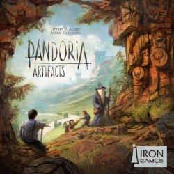 PANDORIA ARTIFACTS