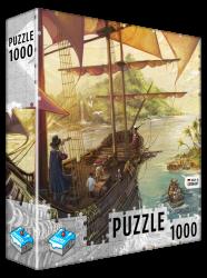 PUZZLE: COOPER ISLAND