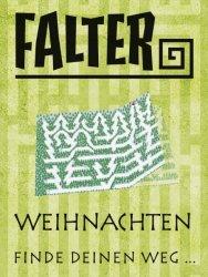 FALTER - WEIHNACHTEN