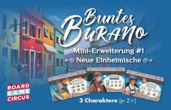 BUNTES BURANO - NEUE EINHEIMISCHE