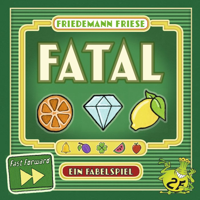 FAST FORWARD: FATAL