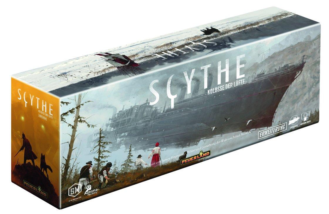 Scythe Kolosse der Lüfte