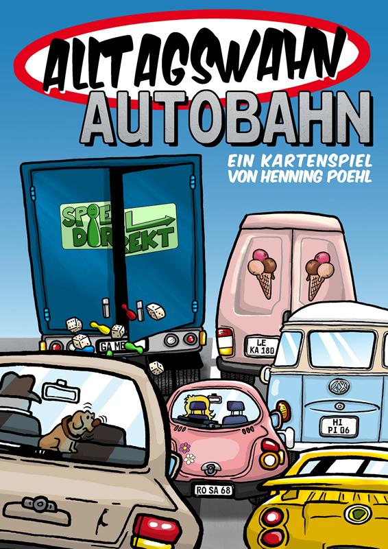 Alltagswahn Autobahn!