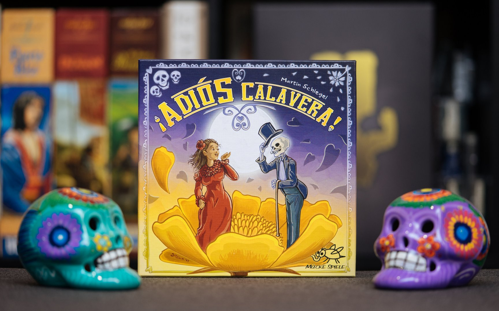 ¡ADIÓS CALAVERA! 3 PLAYER EXPANSION