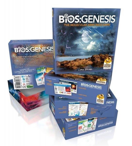 BIOS GENESIS 2