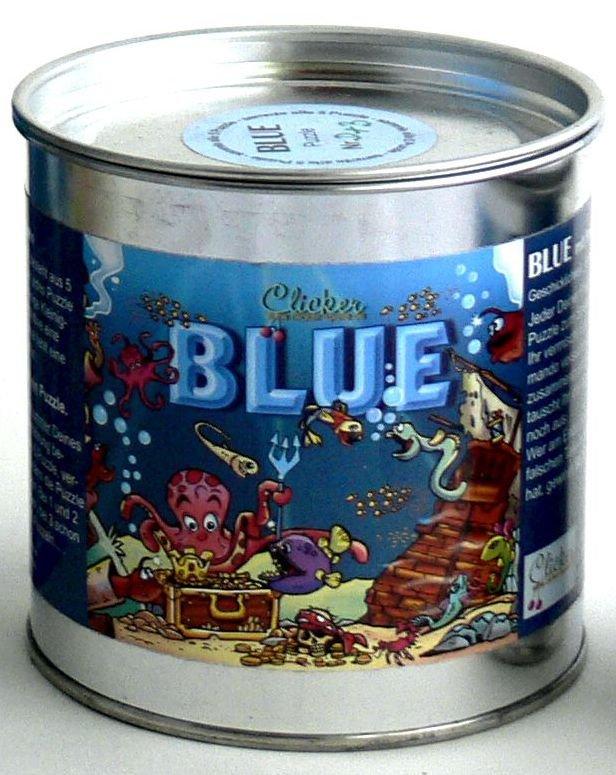 BLUE IN DER 2ER-DOSE