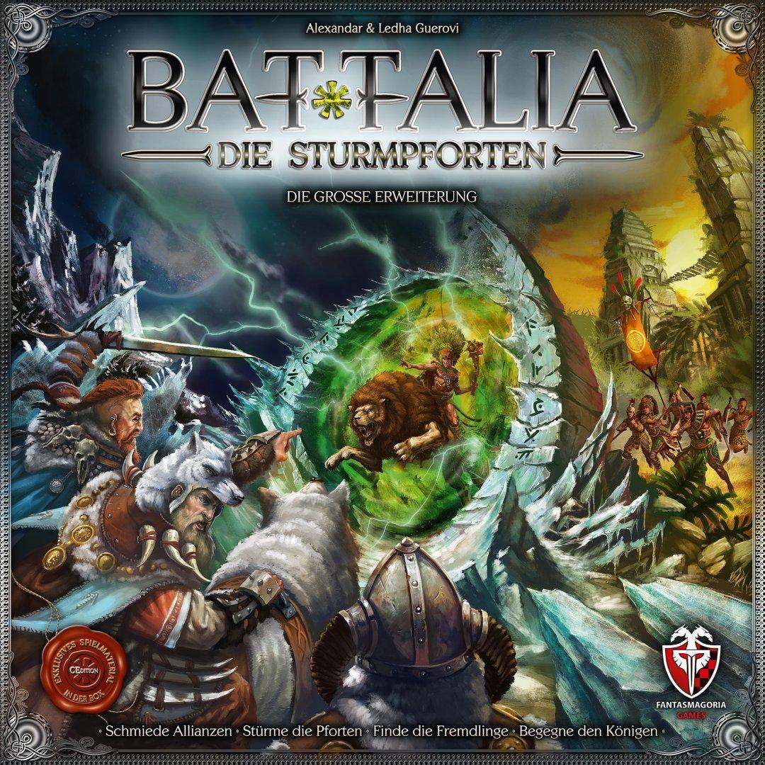 BATTALIA: DIE STURMPFORTEN