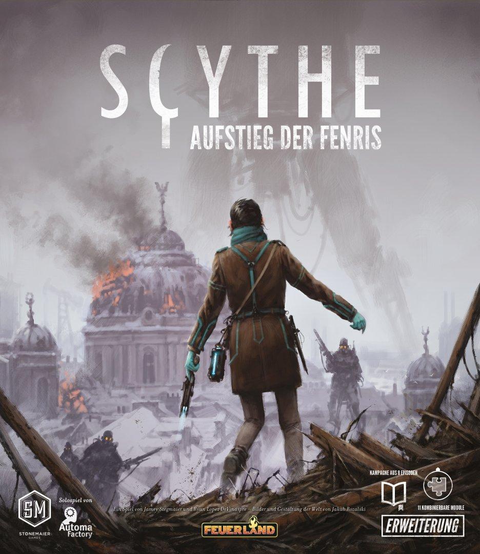 SCYTHE - AUFSTIEG DER FENRIS