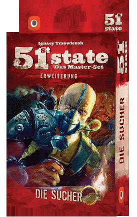 """51ST STATE: """"DIE SUCHER""""-ERWEITERUNG"""