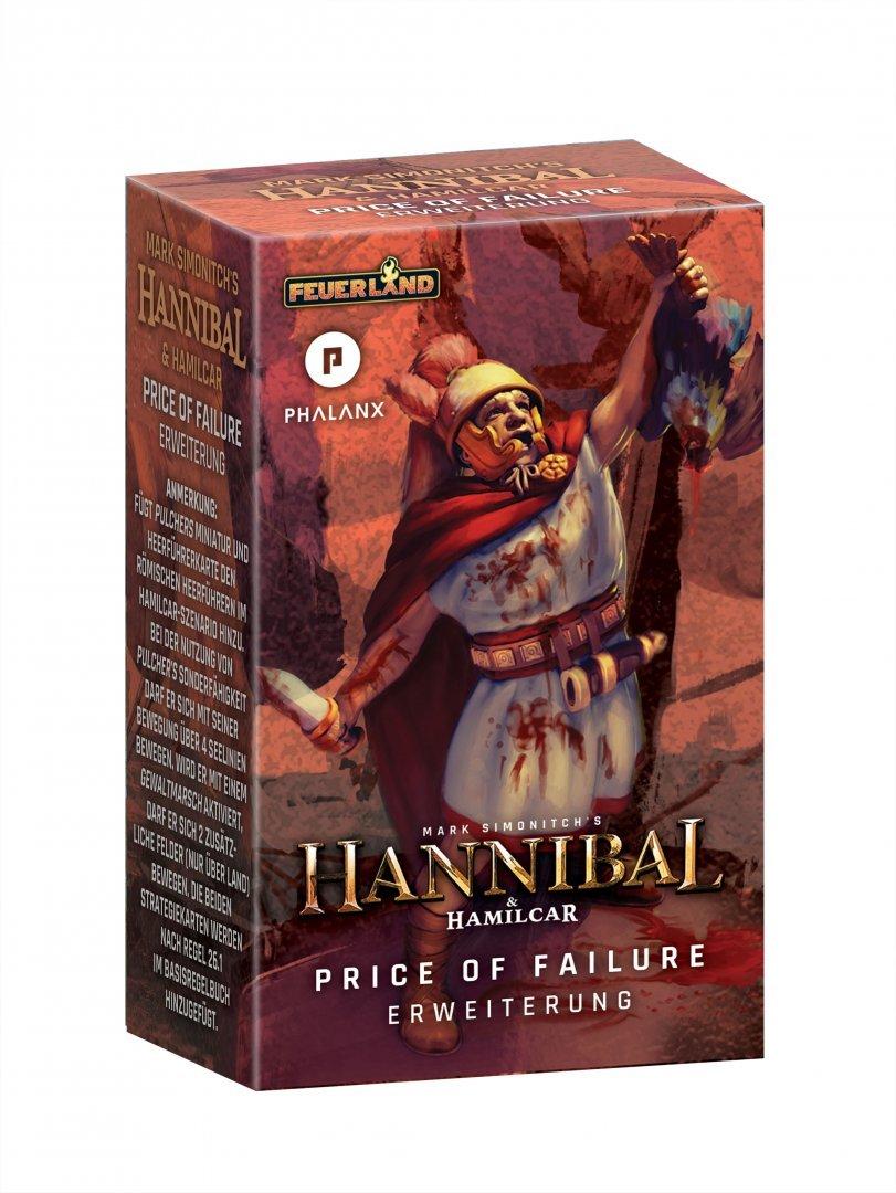 Hannibal: Prica of Failure