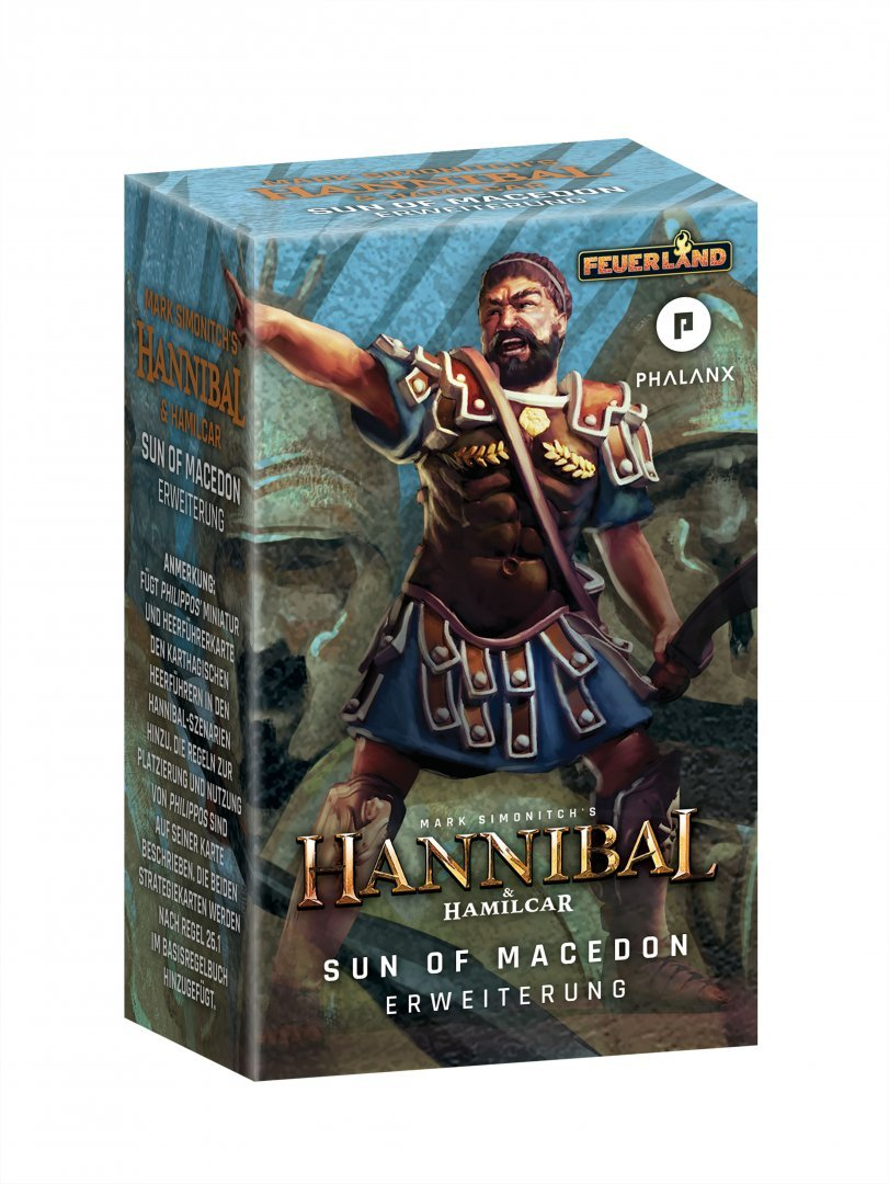 Hannibal Sun of Macedon