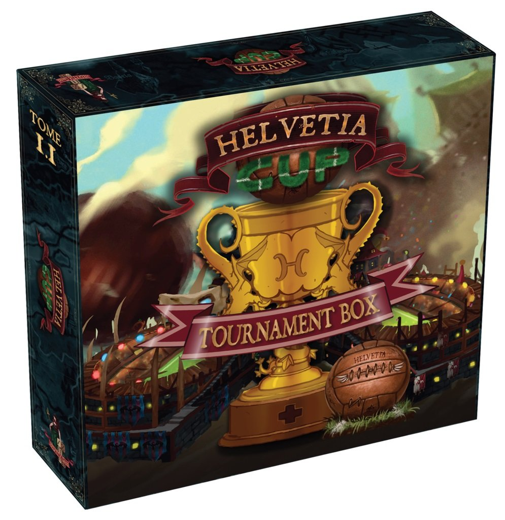 HELVETIA CUP TOURNAMENT BOX