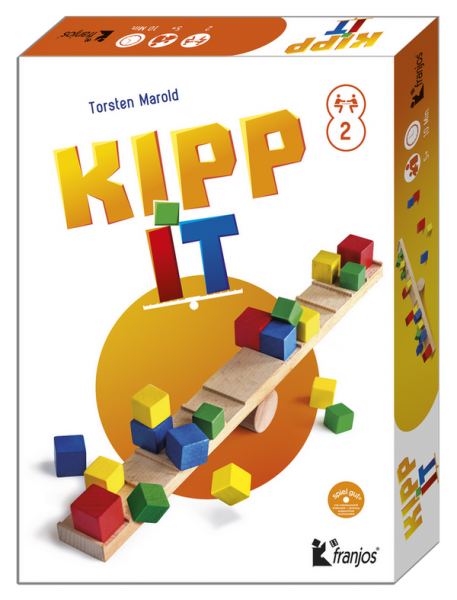 KIPP IT' IS AVAILABLE