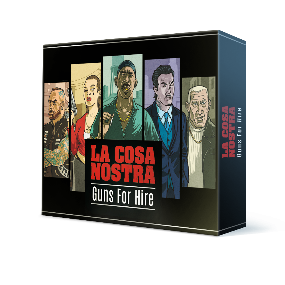 La Cosa Nostra - Guns For Hire