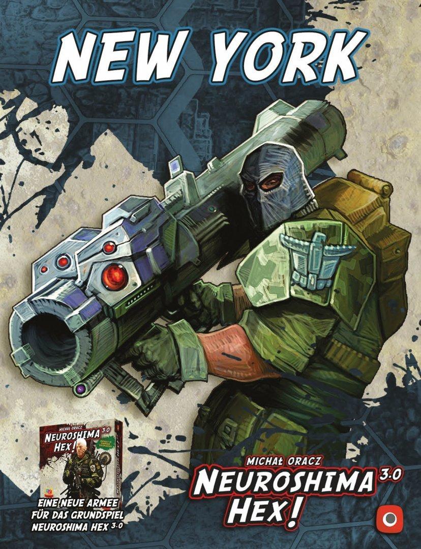 Neuroshima Hex: New York
