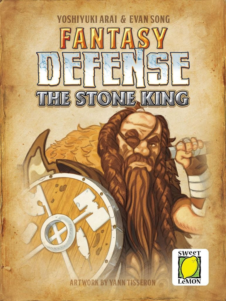 FANTASY DEFENSE: STONE KING